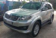 Cần bán Toyota Fortuner 2.5G MT năm sản xuất 2012, màu bạc xe gia đình, giá tốt giá 638 triệu tại Đồng Tháp