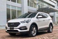 Bán Hyundai Santa Fe năm sản xuất 2017, máy xăng 2 cầu giá 919 triệu tại Hà Nội