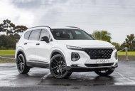 Hỗ trợ giao xe nhanh tận nhà chiếc Hyundai Santa Fe 2.2 Diesel, sản xuất 2020, giao dịch nhanh giá 1 tỷ 55 tr tại Hà Nội