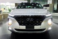 Hyundai Hà Đông - Cung cấp dòng xe Hyundai Santa Fe 2.2L cao cấp đời 2020, màu trắng giá 1 tỷ 200 tr tại Hà Nội
