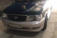 Cần bán xe Toyota Zace đời 2001, màu xanh lam như mới, giá tốt giá 125 triệu tại Thái Nguyên