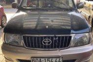 Bán ô tô Toyota Zace GL sản xuất 2004, màu xanh lam giá 215 triệu tại Đồng Nai