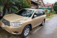Cần bán gấp Toyota Highlander sản xuất năm 2010, nhập khẩu xe gia đình giá 835 triệu tại Lâm Đồng