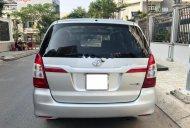 Bán Toyota Innova MT đời 2015, màu bạc xe gia đình, giá 519tr giá 519 triệu tại Tp.HCM