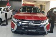 Cần bán Mitsubishi Outlander 2.4 CVT Premium sản xuất năm 2020, màu đỏ giá 980 triệu tại Cần Thơ