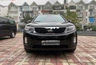 Bán xe Kia Sorento GATH 2.4L 2WD 2014, màu đen giá 620 triệu tại Hà Nội