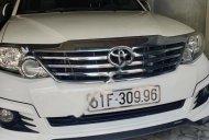 Bán Toyota Fortuner năm sản xuất 2016, màu trắng số tự động, giá tốt giá 845 triệu tại Tp.HCM