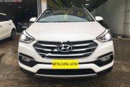 Xe Hyundai Santa Fe 2018, màu trắng giá 920 triệu tại Hà Nội