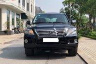 Cần bán lại xe Lexus LX năm 2008, màu đen, xe nhập giá 2 tỷ 100 tr tại Hà Nội