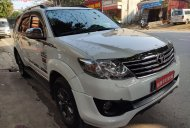 Cần bán Toyota Fortuner đời 2014, màu trắng số tự động, giá 670tr giá 670 triệu tại Lào Cai