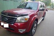 Bán ô tô Ford Everest đời 2010, màu đỏ ít sử dụng giá 405 triệu tại Tp.HCM