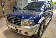 Bán Ford Everest đời 2005, màu xanh lam giá cạnh tranh giá 248 triệu tại Lâm Đồng