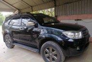 Cần bán lại xe Toyota Fortuner sản xuất 2011, màu đen chính chủ giá cạnh tranh giá 530 triệu tại Hà Tĩnh