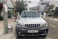 Xe Hyundai Terracan 3.5 MT đời 2004, màu bạc, xe nhập giá 218 triệu tại Đà Nẵng