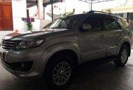 Bán Toyota Fortuner sản xuất năm 2012, màu bạc chính chủ, giá chỉ 678 triệu giá 678 triệu tại Quảng Bình