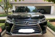 Bán ô tô Lexus LX 570 sản xuất  2017, màu đen, nhập khẩu chính hãng xe chỉ để gara không đi mới cứng  giá 7 tỷ 350 tr tại Hà Nội
