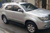 Cần bán lại xe Toyota Fortuner MT năm sản xuất 2010, màu bạc xe gia đình giá 538 triệu tại Đồng Tháp