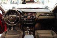 Cần bán lại xe BMW X3 đời 2015, màu đỏ, nhập khẩu nguyên chiếc giá 1 tỷ 400 tr tại Hà Nội