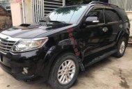 Bán Toyota Fortuner năm sản xuất 2014, màu đen số sàn, giá chỉ 725 triệu giá 725 triệu tại Ninh Bình