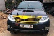Bán ô tô Toyota Fortuner 2015, màu đen giá 740 triệu tại Lạng Sơn