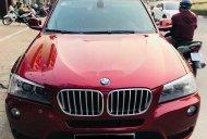 Cần bán lại xe BMW X3 3.0L Xdrive28i đời 2012, màu đỏ, xe nhập giá 765 triệu tại Hà Nội
