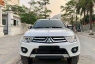 Cần bán xe Mitsubishi Pajero Sports 2.5MT đời 2016, màu trắng giá cạnh tranh giá 605 triệu tại Hà Nội
