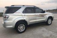 Cần bán gấp Toyota Fortuner sản xuất 2015, màu bạc, giá chỉ 690 triệu giá 690 triệu tại Hà Tĩnh