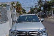 Cần bán lại xe Toyota Fortuner 2010, màu bạc, nhập khẩu, 480tr giá 480 triệu tại Bình Thuận