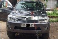 Cần bán Toyota Fortuner 2009, màu xám giá 480 triệu tại Bắc Giang