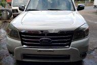 Cần bán xe Ford Everest đời 2010, màu trắng giá cạnh tranh giá 440 triệu tại Bình Định