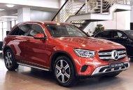 Bán ô tô Mercedes GLC 200 4Matic sản xuất năm 2020, màu đỏ giá 2 tỷ 39 tr tại Hà Nội