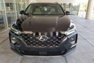 Cần bán xe Hyundai Santa Fe đời 2020, màu đen  giá 1 tỷ 60 tr tại Tiền Giang