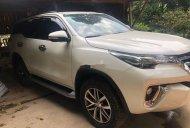 Bán xe Toyota Fortuner 4x4 AT đời 2017, màu trắng, nhập khẩu chính chủ giá 1 tỷ 100 tr tại An Giang