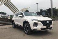 Hỗ trợ lái thử - Giao xe tận nhà: Khi mua Hyundai Santa Fe 2.4L sản xuất 2020, màu trắng giá 1 tỷ 145 tr tại Bình Dương