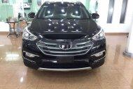 Cần bán Hyundai Santa Fe năm 2017, màu đen, 995 triệu giá 995 triệu tại Thái Bình