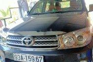 Cần bán xe Toyota Fortuner đời 2010, màu xám, giá 580tr giá 580 triệu tại Bình Phước