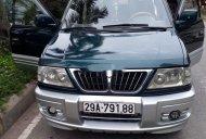 Cần bán gấp Mitsubishi Jolie sản xuất năm 2004, màu xanh vỏ dưa, 135tr giá 135 triệu tại Hà Nội