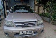 Cần bán xe Ford Escape 2.3AT sản xuất năm 2008 số tự động, 285tr giá 285 triệu tại Thái Bình
