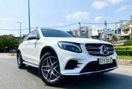 Cần bán lại xe Mercedes GLC 300 sản xuất năm 2017, màu trắng, nhập khẩu nguyên chiếc giá 1 tỷ 690 tr tại Tp.HCM
