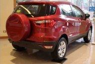 Bán Ford EcoSport đời 2017, màu đỏ số tự động giá cạnh tranh giá 520 triệu tại Bình Dương