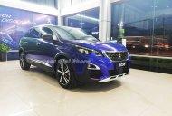 Bán ô tô Peugeot 5008 đời 2019, màu xanh lam giá 1 tỷ 199 tr tại Hà Nội