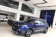 Bán xe Peugeot 5008 sản xuất 2019, màu xanh lam giá 1 tỷ 199 tr tại Hà Nội