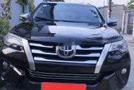Bán Toyota Fortuner 2017, màu đen, nhập khẩu   giá 819 triệu tại TT - Huế