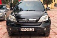 Bán Honda CR V 2.4 AT đời 2009, màu đen, 460tr giá 460 triệu tại Vĩnh Phúc