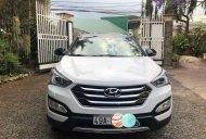 Bán Hyundai Santa Fe 2015, màu trắng, 820 triệu giá 820 triệu tại Lâm Đồng