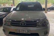 Bán Toyota Fortuner 2009, màu bạc, nhập khẩu chính chủ, giá chỉ 380 triệu giá 380 triệu tại Long An