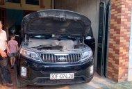 Bán ô tô cũ Kia Sorento sản xuất 2018, màu đen giá 825 triệu tại Hà Nội
