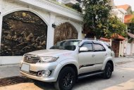 Bán Toyota Fortuner năm sản xuất 2016, màu bạc như mới, giá 656tr giá 656 triệu tại Tp.HCM