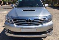 Cần bán lại xe Toyota Fortuner sản xuất năm 2016, màu bạc giá 745 triệu tại Đồng Nai