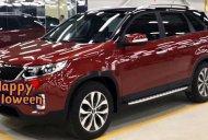 Cần bán gấp Kia Sorento năm 2016, màu đỏ, xe gia đình  giá 690 triệu tại Tp.HCM